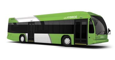 Introduction of the LFS HEV model – Diesel-Electric Hybrid vehicle