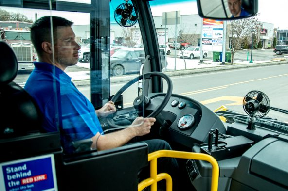 Nova Bus offers new products to promote safety and cleanliness onboard its public transit vehicles as operations in sites gradually resume during the COVID-19 pandemic